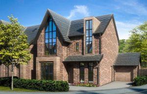 Domestic Air Pressure Test - Altin Homes, Manchester